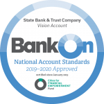 State Bank & Trust NAS Seal