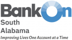 Bank On South Alabama Logo
